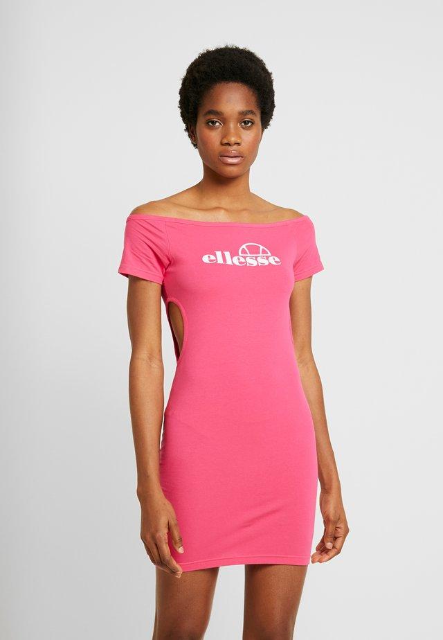 RABLA - Robe en jersey - pink