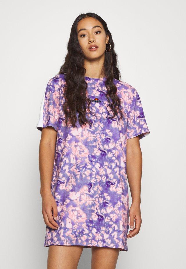 ABRILLA - Sukienka z dżerseju - purple