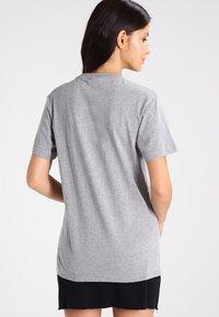 Ellesse - ALBANY - T-shirt print - ath grey - 2