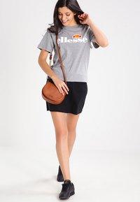 Ellesse - ALBANY - T-shirt print - ath grey - 1