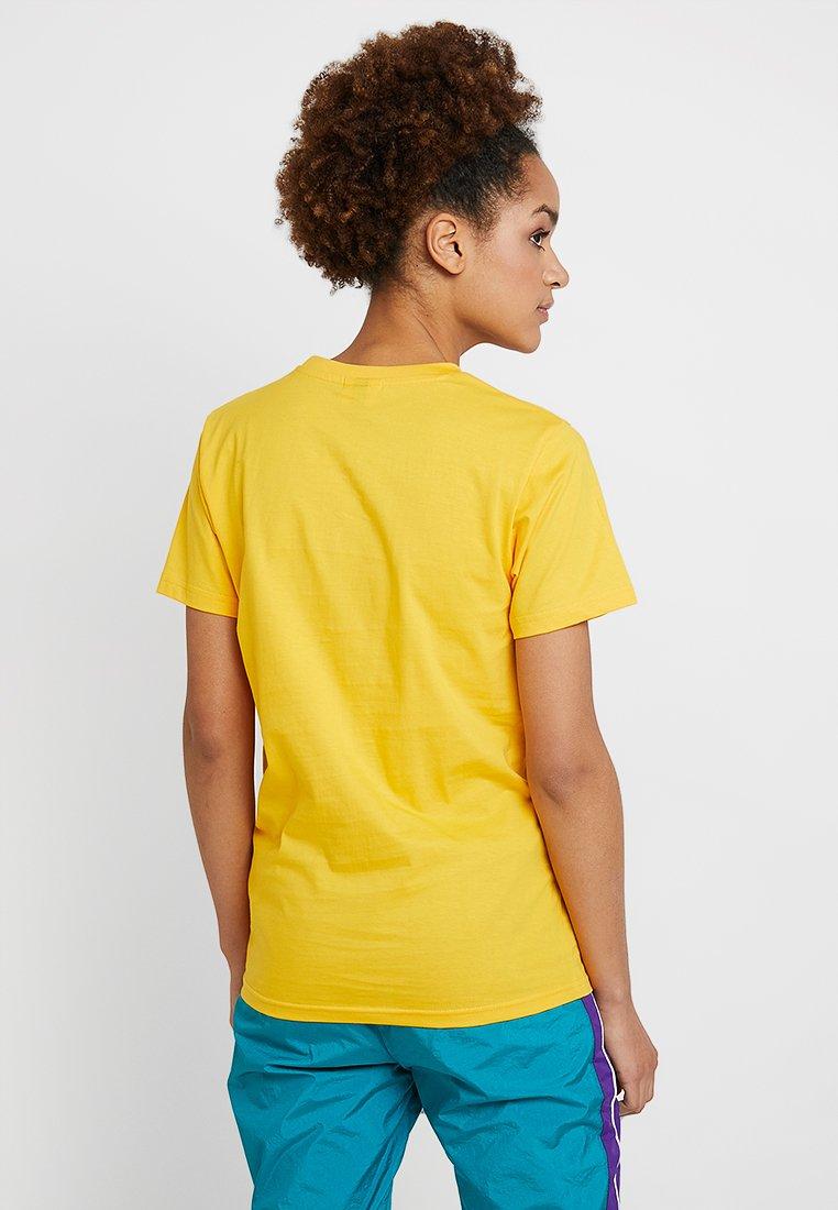 shirt Ellesse AlbanyT AlbanyT Imprimé Ellesse Yellow shirt 2WEDH9I
