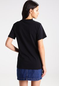 Ellesse - ALBANY - T-shirt con stampa - anthracite - 2