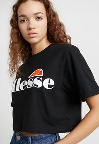 Ellesse - ALBERTA - T-Shirt print - anthracite - 3