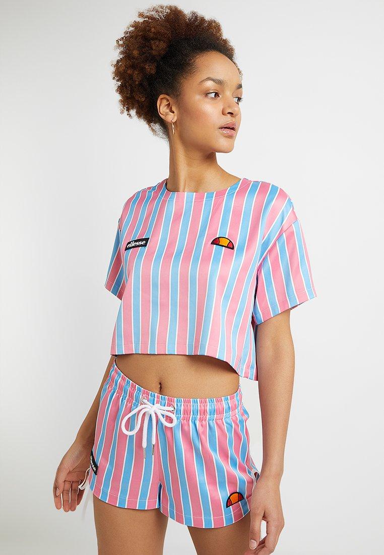 Ellesse - NAGA - T-Shirt print - pink
