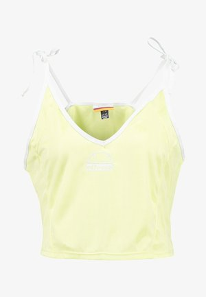 PILI - Top - light yellow
