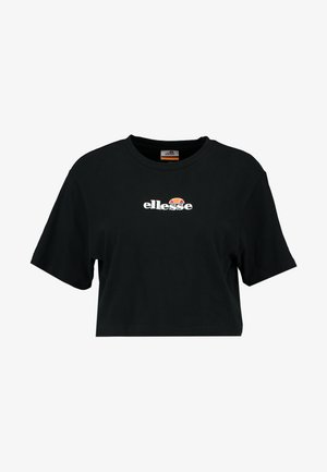 FIREBALL - T-shirt imprimé - black