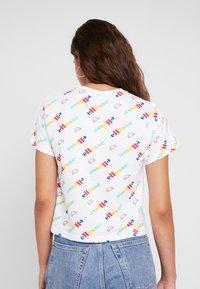 Ellesse - LAN - T-Shirt print - white - 2
