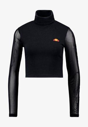 HARROW - Long sleeved top - black