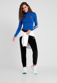 Ellesse - FELPO - Camiseta de manga larga - blue - 1