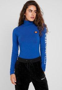 Ellesse - FELPO - Camiseta de manga larga - blue - 0