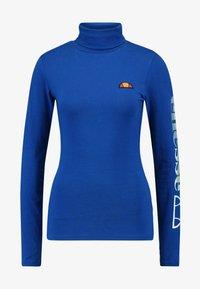 Ellesse - FELPO - Camiseta de manga larga - blue - 4