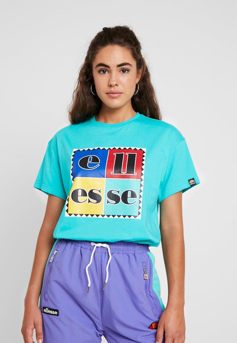 Ellesse - LOTUS - T-shirt print - neo blue