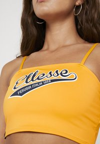 Ellesse - CAMPBELL - Top - dark yellow - 5