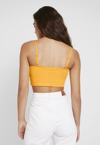 Ellesse - CAMPBELL - Top - dark yellow - 2