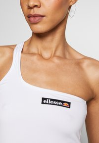 Ellesse - REFLECTIVE TOP - Topper - white - 4