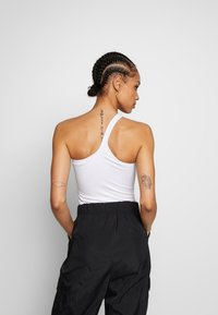 Ellesse - REFLECTIVE TOP - Topper - white - 2