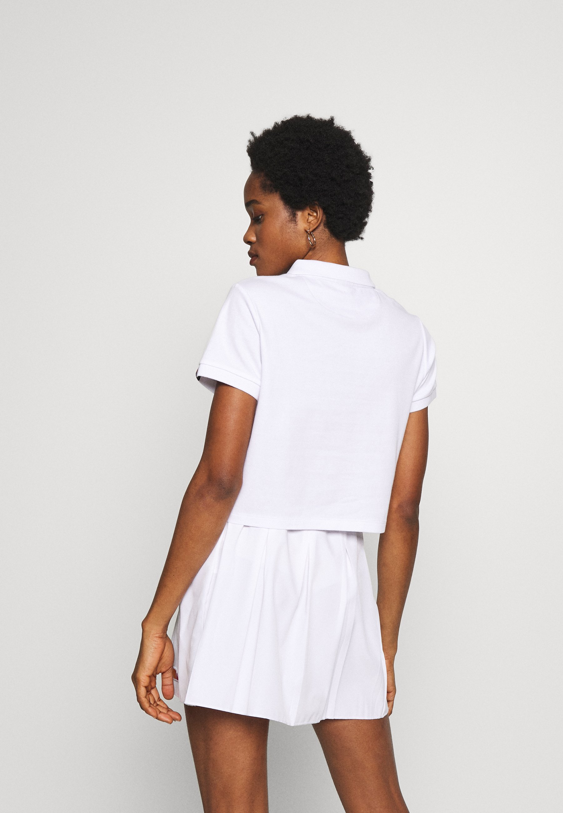 Ellesse ANNAMARIA - Poloskjorter - white