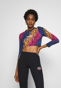 Ellesse - MARIAMA - Topper langermet - multi-coloured - 0