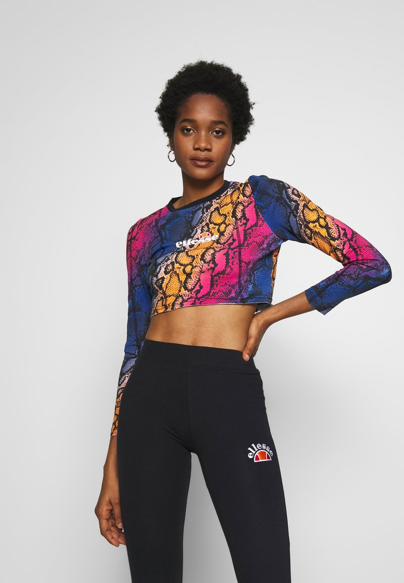 Ellesse - MARIAMA - Topper langermet - multi-coloured