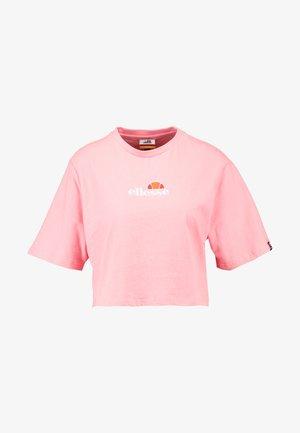 FIREBALL WOMENS - T-shirt imprimé - pink