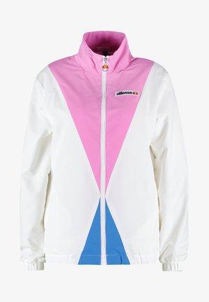 CONSOLATA - Summer jacket - white