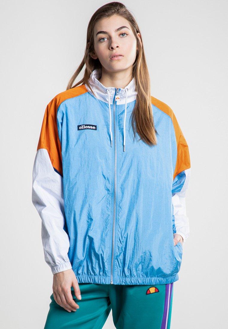 Ellesse - ELLESSE DELANNA  - Giacca sportiva - light blue