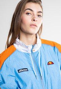 Ellesse - ELLESSE DELANNA  - Giacca sportiva - light blue - 3