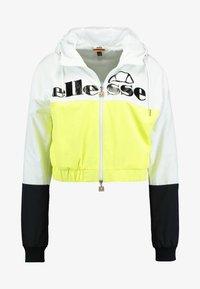 Ellesse - DEVE - Bomber Jacket - white - 3