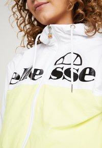 Ellesse - DEVE - Bomber Jacket - white - 5