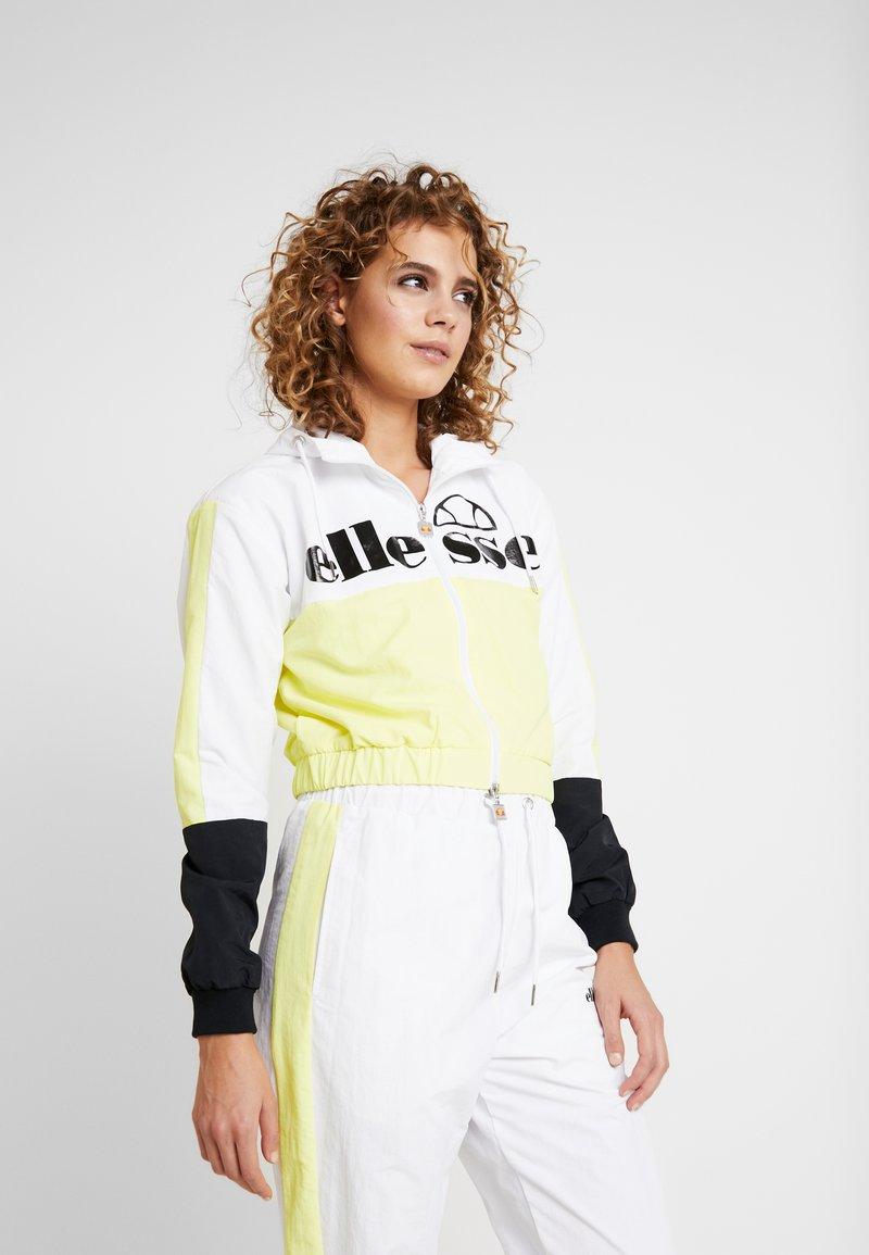 Ellesse - DEVE - Bomber Jacket - white