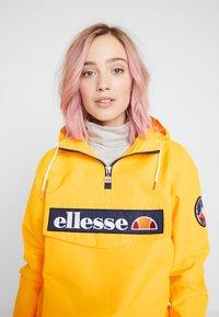 Ellesse - MONTEZ - Windjack - yellow - 5