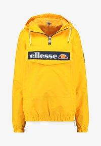 Ellesse - MONTEZ - Windjack - yellow - 4
