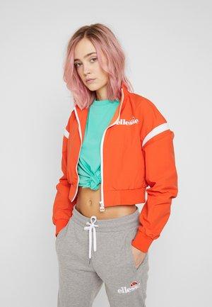 MARLING - Summer jacket - orange
