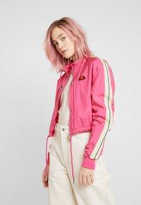 Ellesse - DEREL - Veste de survêtement - pink - 0
