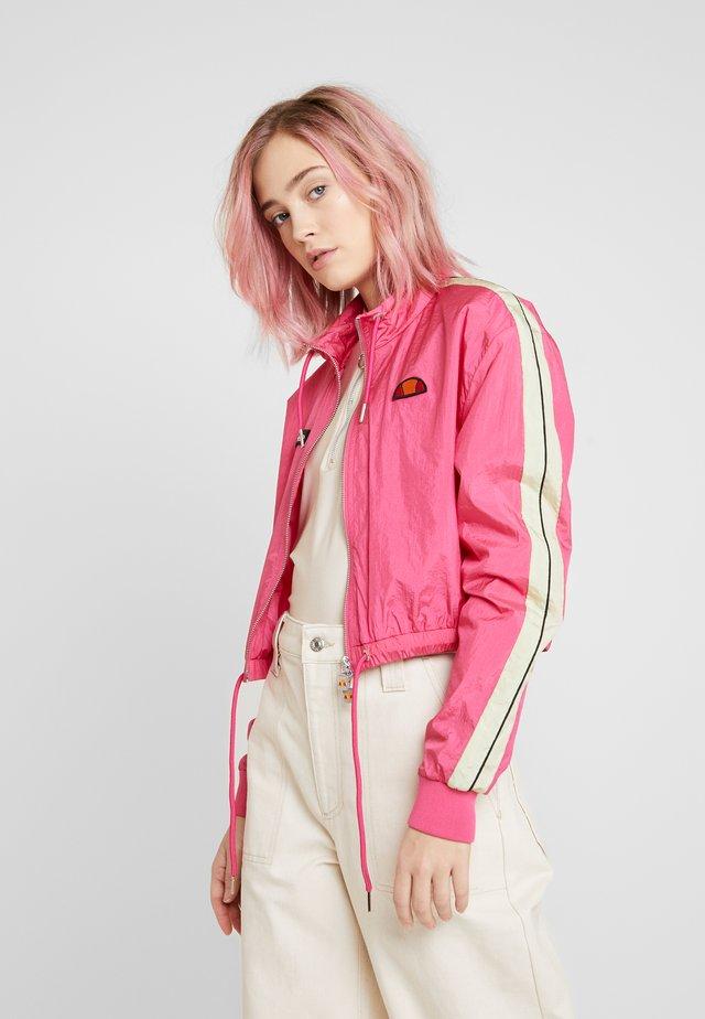 DEREL - Verryttelytakki - pink
