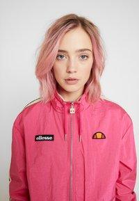 Ellesse - DEREL - Veste de survêtement - pink - 5