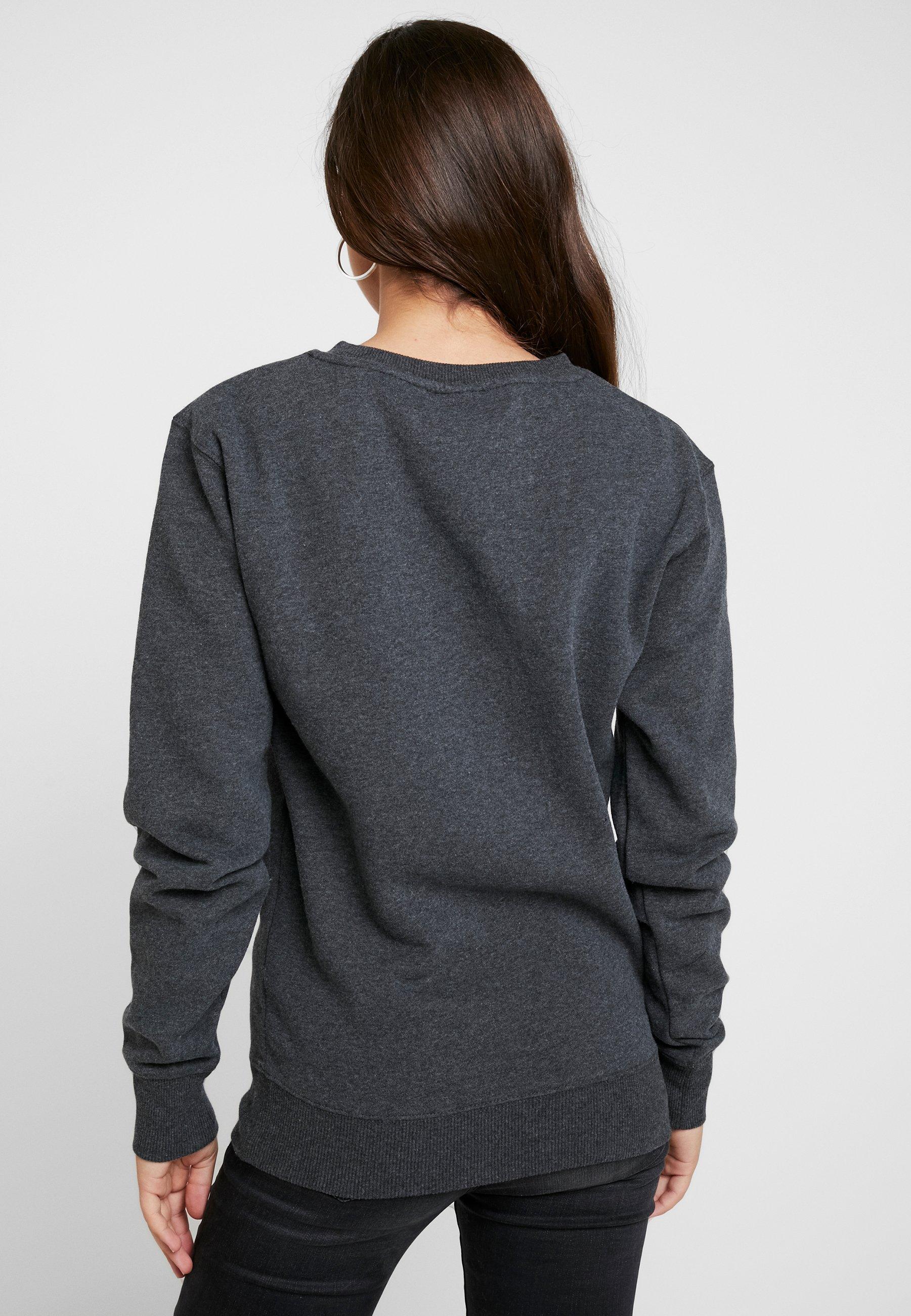 AgataSweatshirt Marl Ellesse Grey Dark yn8wvmNP0O