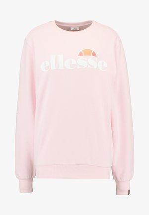 AGATA - Sweatshirt - light pink