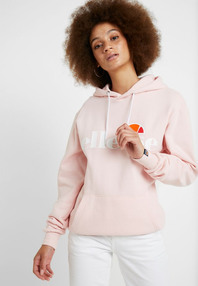 TORICES - Kapuzenpullover - light pink
