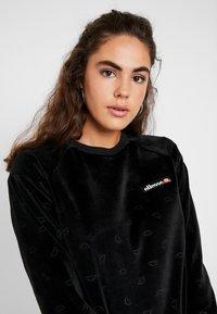 Ellesse - ANDRI - Sweatshirt - black - 3