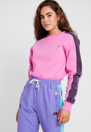 LENTI - Sweatshirt - pink