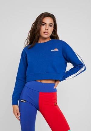 WANTO - Sweatshirt - blue