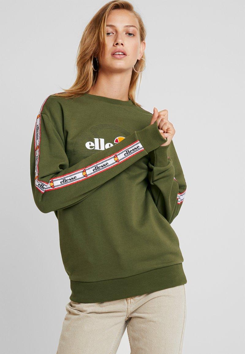 Ellesse - BODRUM - Sweatshirt - khaki