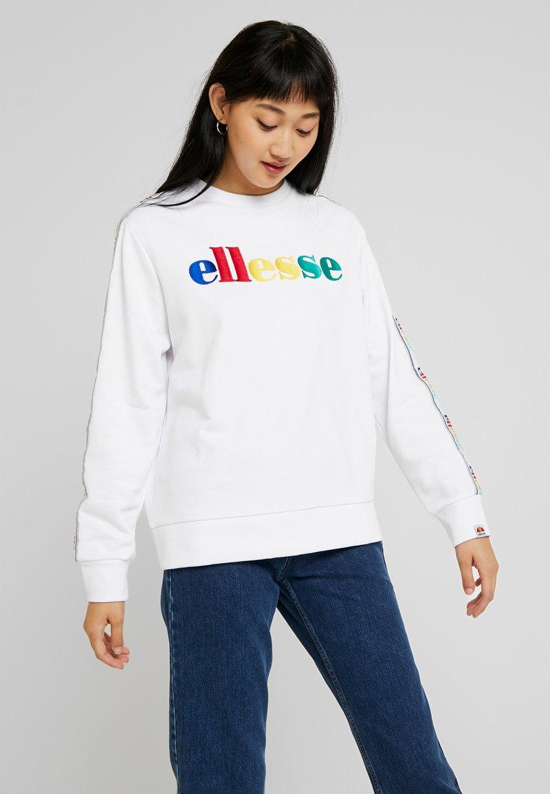 Ellesse - GINNY - Sweatshirt - white