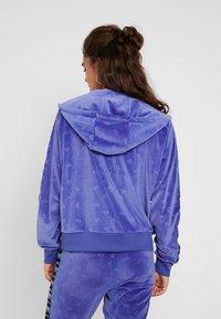Ellesse - AOSTA - Zip-up hoodie - purple - 2