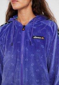 Ellesse - AOSTA - Zip-up hoodie - purple - 5