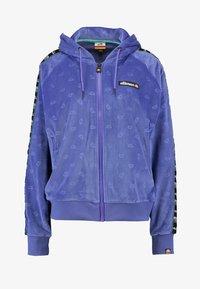 Ellesse - AOSTA - Zip-up hoodie - purple - 4