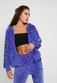Ellesse - AOSTA - Zip-up hoodie - purple - 0