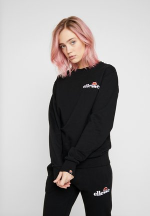 TRIOME - Sweatshirt - black