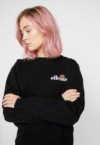 Ellesse - TRIOME - Collegepaita - black - 4
